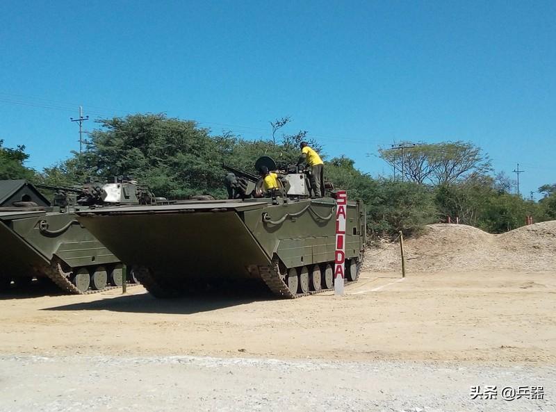 中国最强两栖坦克,在这国家炫酷登场!一精锐模拟设备,首次曝光