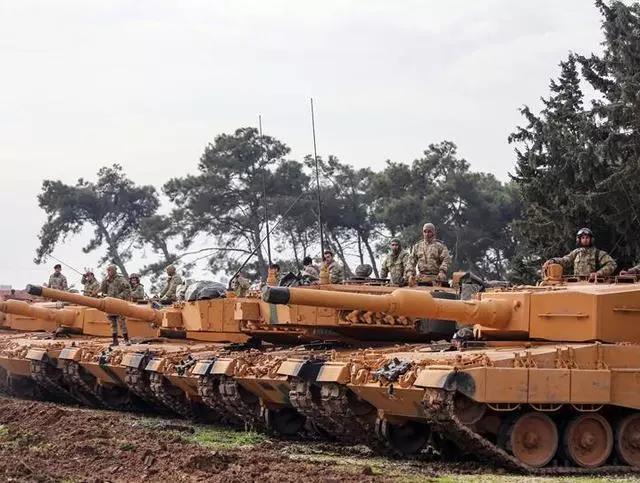 坐拥北约第二大陆军,坦克超4000辆,土耳其军队战力如何?