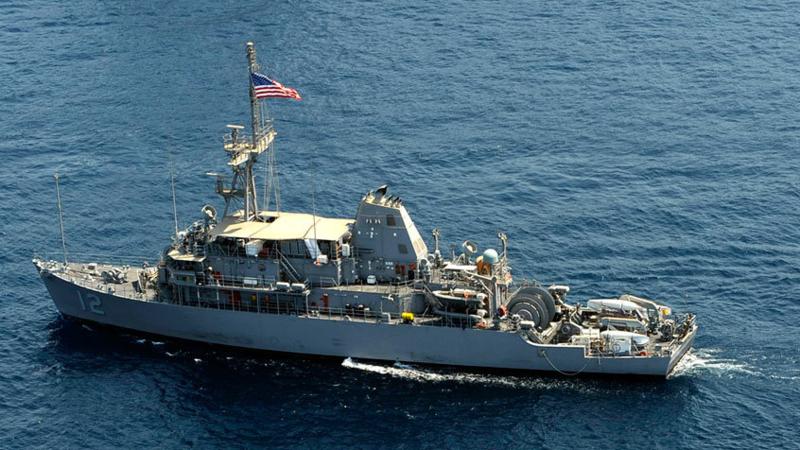 """警惕!美国海军正在转型为 """"进攻性制海作战"""""""