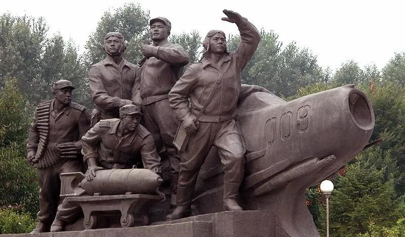 抗美援朝时,志愿军打的那么艰苦,那朝鲜人民军都在打酱油吗?
