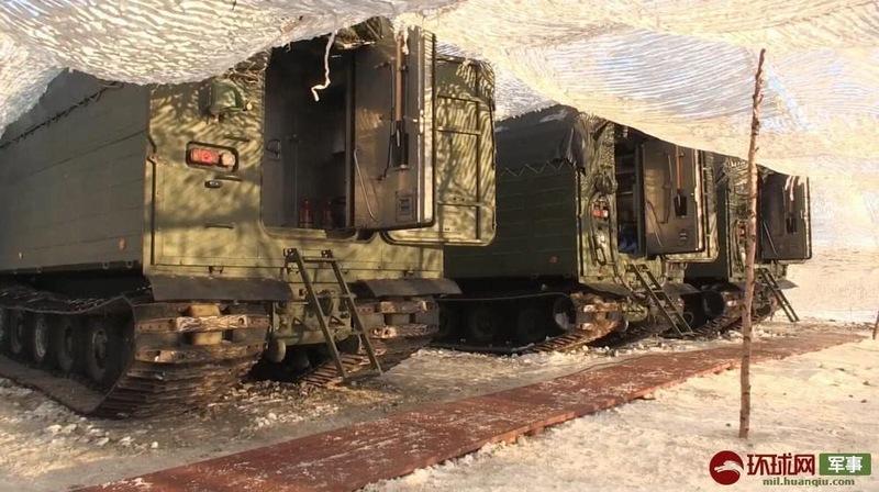 俄军在北极吃什么?俄极地野战厨房亮相,配备全地形底盘
