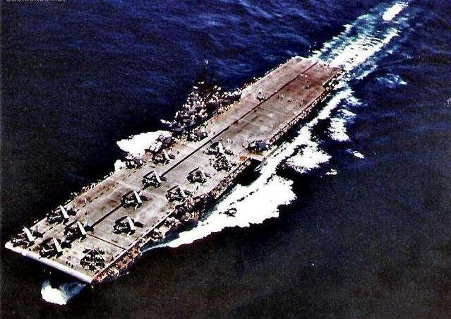 中途岛战役,日军情报被美军破译,蒙受巨大损失!