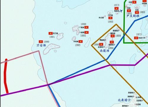 这国无视中国警告,干涉万安滩主权 外交部:寸土必争