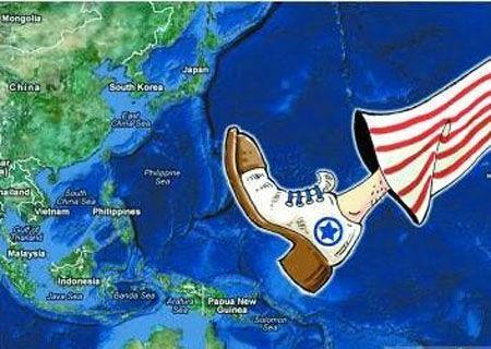 美军毫不忌惮介入台海,殊不知自己惨遭十面埋伏