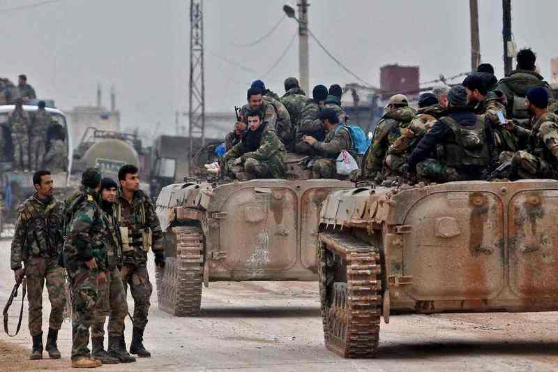 埃尔多安拿难民当筹码向欧盟开条件 叙利亚必须给土军让路