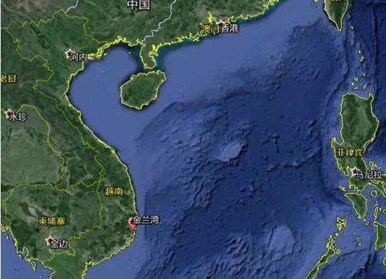 不安好心!美军再访越南妄图联合破坏中国领土完整