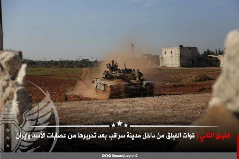 战场神转折!落入敌手的T-90坦克,又重新被叙利亚政府军缴获