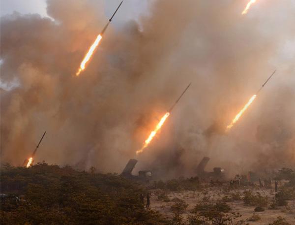 """朝鲜展示远杀利器,新""""三位一体""""火力体系成型"""