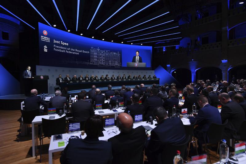 欧足联大会之后,三个国家足协主席确诊新冠疫情