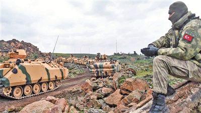 冲突造成数十名土军阵亡 蓬佩奥:这笔账记在俄国人身上