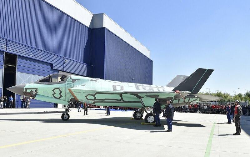 无奈之举!继日本之后 意大利F-35战机组装厂也被迫停工