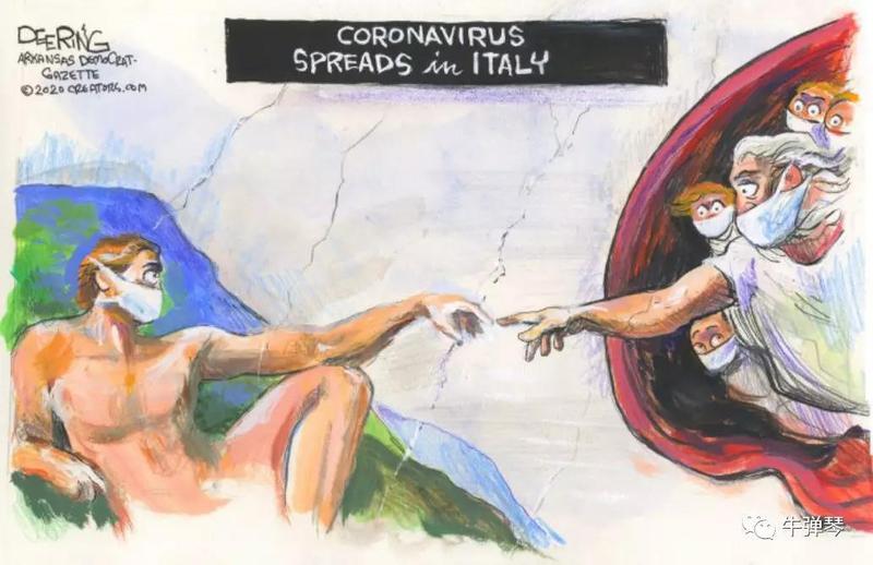 意大利最紧急时刻,美国人来了!