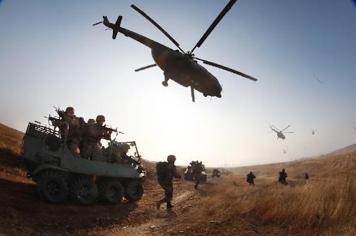 官媒曝:中国将陆军机动合成作战的最小单位下调至营