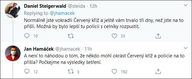 捷克地方政府扣押援意侨胞物资?内政部长出来解释:误会