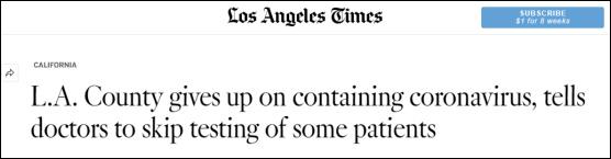 """美国24小时新增8569例,又两州成""""重灾区"""" ,疫情告急"""