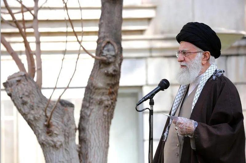 """伊朗拒绝美国支援抗疫:你们是来看""""战果""""的吧?"""
