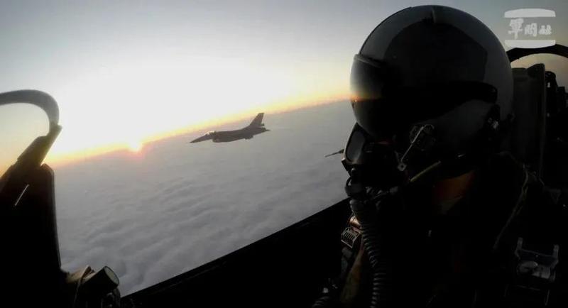 昨天,台军针对大陆军演!模拟应对解放军战时对台空袭