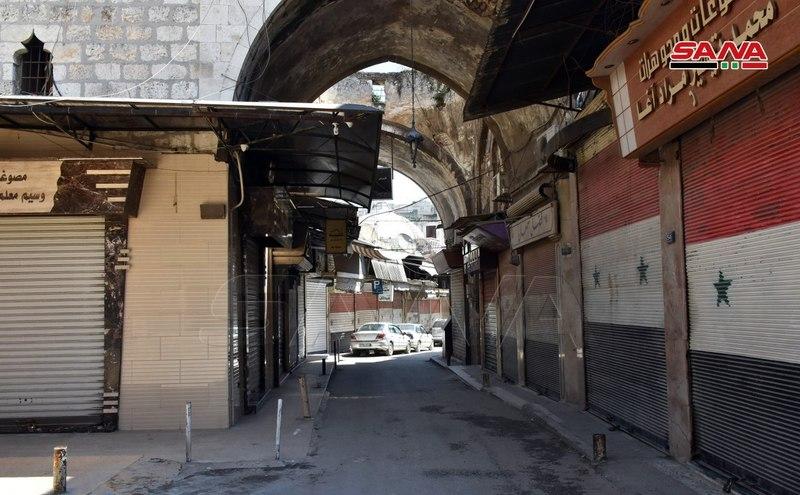 联合国特使呼吁各方停火:面对疫情 叙利亚十分脆弱