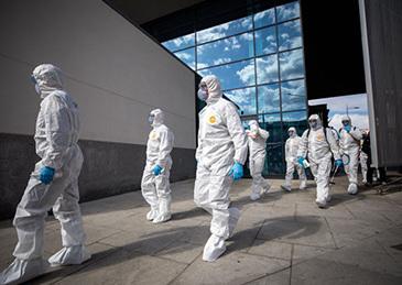 令人担忧!西班牙约5400名医护人员感染新冠病毒
