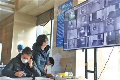 北京:发热患者全部进行核酸检测