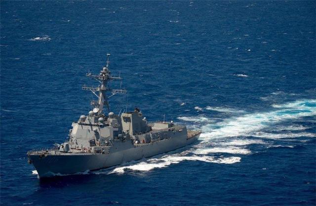 签署《台北法案》 军舰过台湾海峡 美触中国底线 中方绝不姑息