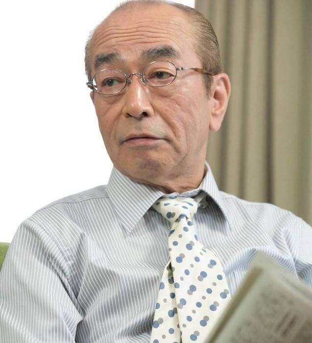 日本喜剧演员志村健因新冠肺炎去世 终年70岁