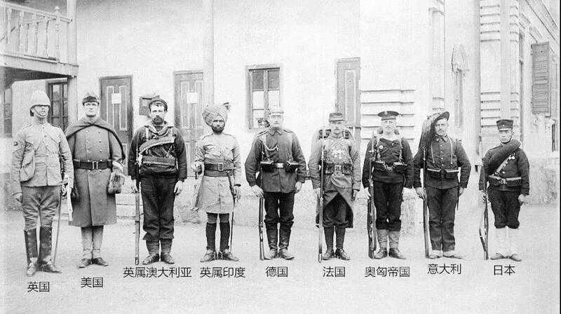 八国联军侵华时,七个国家要求瓜分清朝,为什么美国坚决不同意?