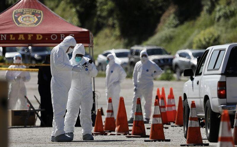 美重量级人物爆料,称病毒并非来自中方,蓬佩奥当场发火
