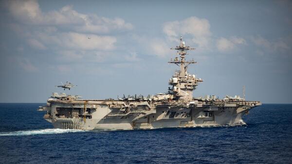 """「美国航母」美军西太唯一航母舰长:舰上疫情远比""""钻石公主""""更严重!"""