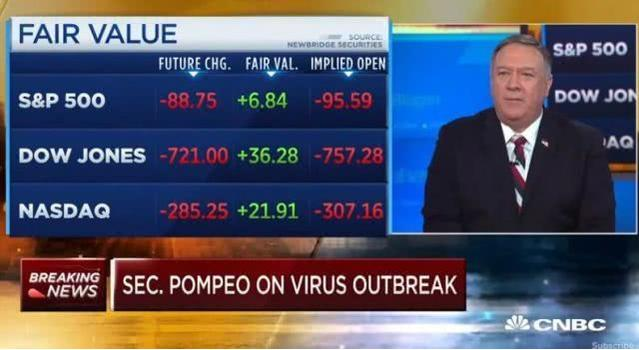 科罗拉多州长:联邦政府不给力,我们找中国买医疗物资