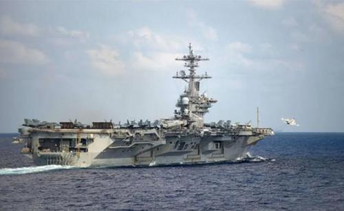 美国吹哨航母舰长,撤职!而他只想让航母保持正常运作