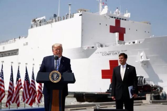 """这枚""""炸弹""""在美国军政两界引爆,这事没完!"""