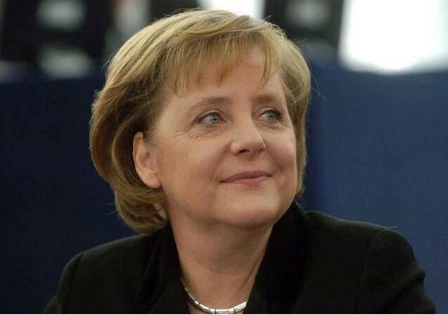 默克尔:欧盟正面临成立以来最大危机