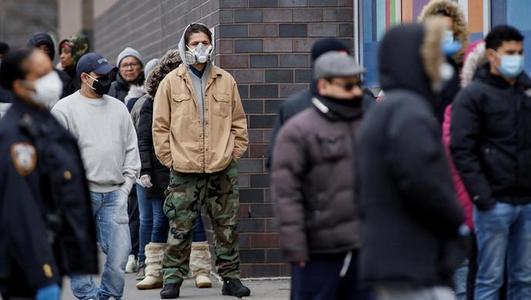 疫情已影响全球超八成劳动人口,失业人数创历史新高!