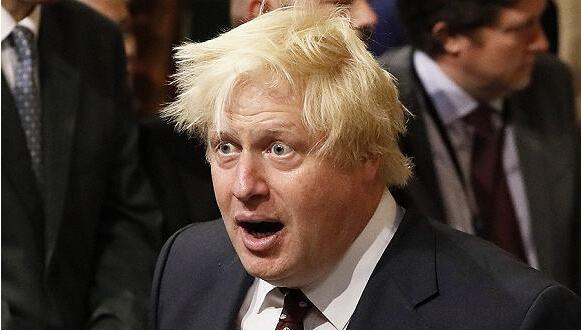 英国首相■英国首相约翰逊身体状况好转:已可以从床上坐起