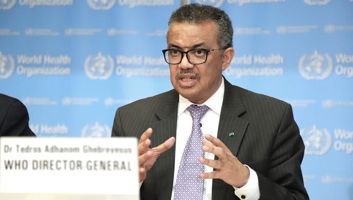 『非洲多国首脑』非洲多国首脑声援谭德塞 当前拯救生命已迫不及待!