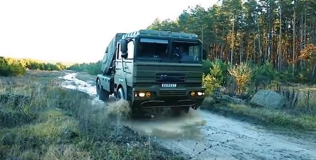 还是魔改,乌克兰推出新型火箭炮,射程可达52公里