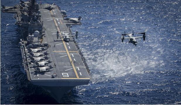 """美军机穿越南海""""自由飞行""""向中国示威,专家:感到悲哀"""