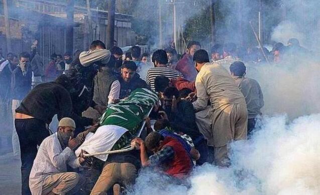 疫情蔓延 印军向巴基斯坦大打出手!巴铁死伤惨重