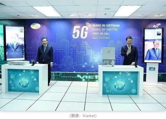 都不如越南了!美国急忙让华为来建5G