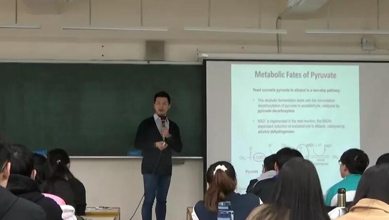 """台湾副教授课堂上竟""""当着陆生""""这样说大陆!被举报后""""表演""""更过分!"""