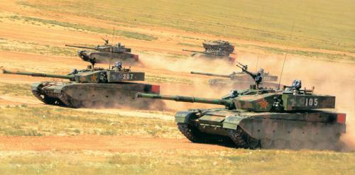 中国陆军发展风向标,想知道中国陆军的未来,看看这支部队就知道