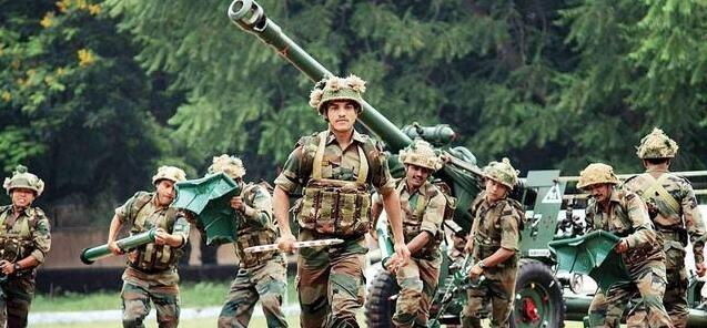印度人不服气:中国军费占美1/3能叫板美,竟说印度不如中国?