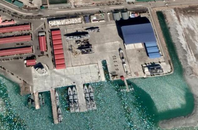 蒙古海军很羡慕:同样是内陆国,这国居然造起了导弹护卫舰