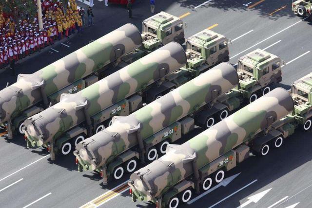 中国扩充核武有无必要?专家核算后信心十足 现有数量完全足够