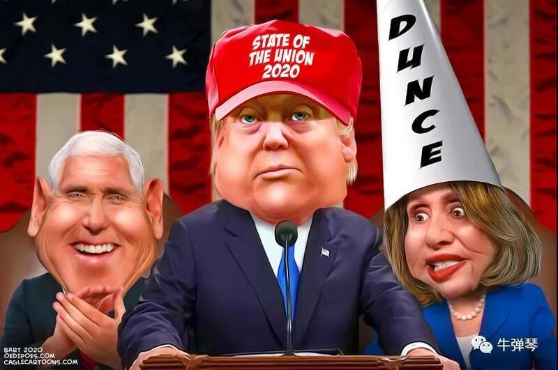 """意味深长的一幕发生了!彭斯成了白宫的""""危险分子"""" 特朗普也害怕啊"""