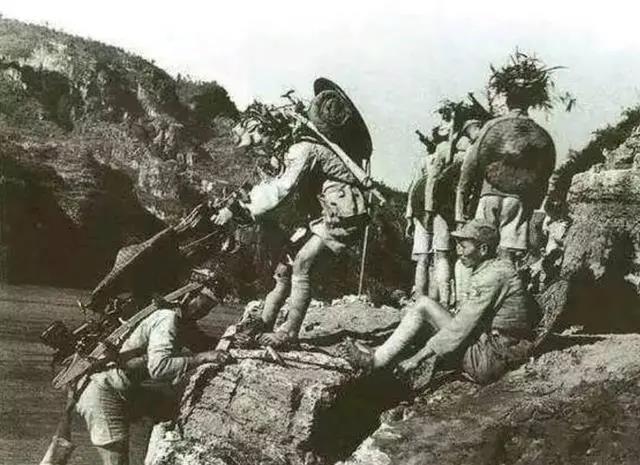 抗日战争中的地方军:全面抗战爆发时,川军有多少部队?