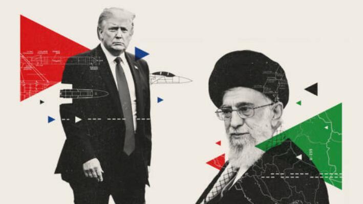 2件大事促成中东巨变!媒体:伊朗扛不住美国,或对特朗普服软!