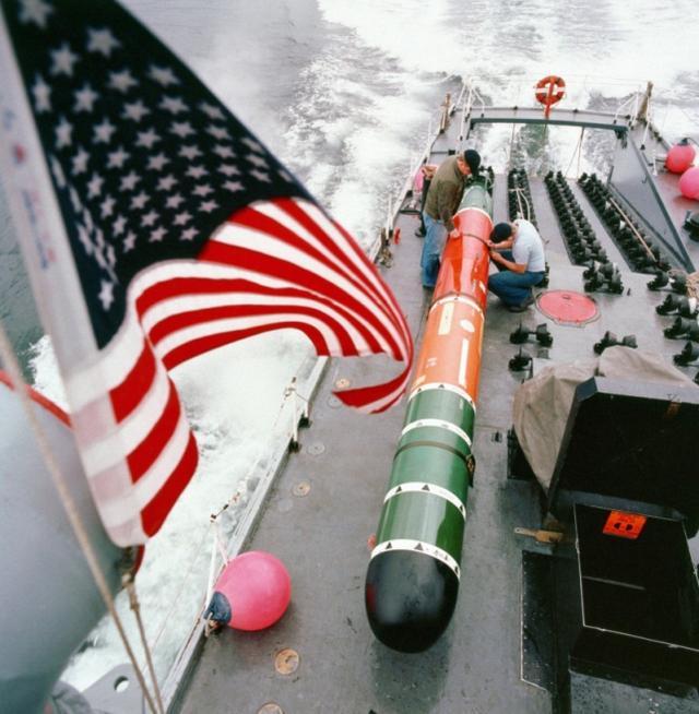 台军获得18条美式重型鱼雷?开战后可能完全没机会对解放军使用