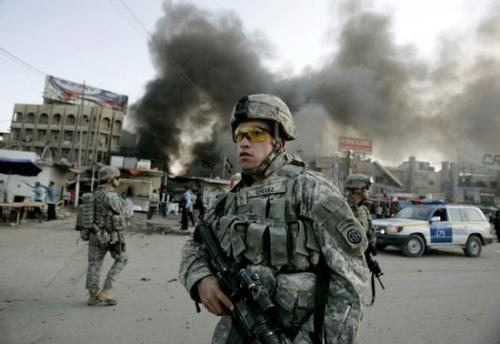 美国大发战争横财,俄专家:这一招就能让它经济崩溃